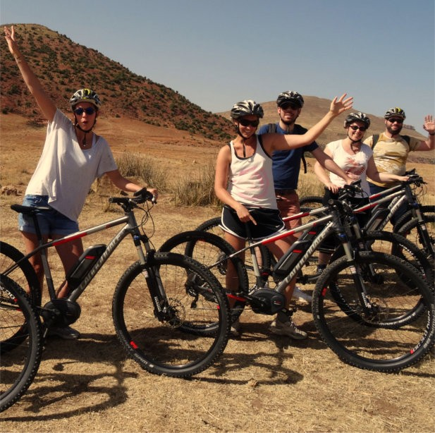Berber E-valleys Mtb Tour